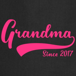 Grandma since 2017 - Cooking Apron