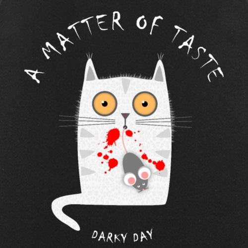 A Matter of Taste - Katze frisst Maus
