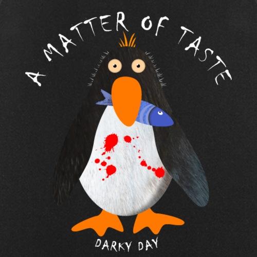 A Matter of Taste - Pinguin frisst Fisch