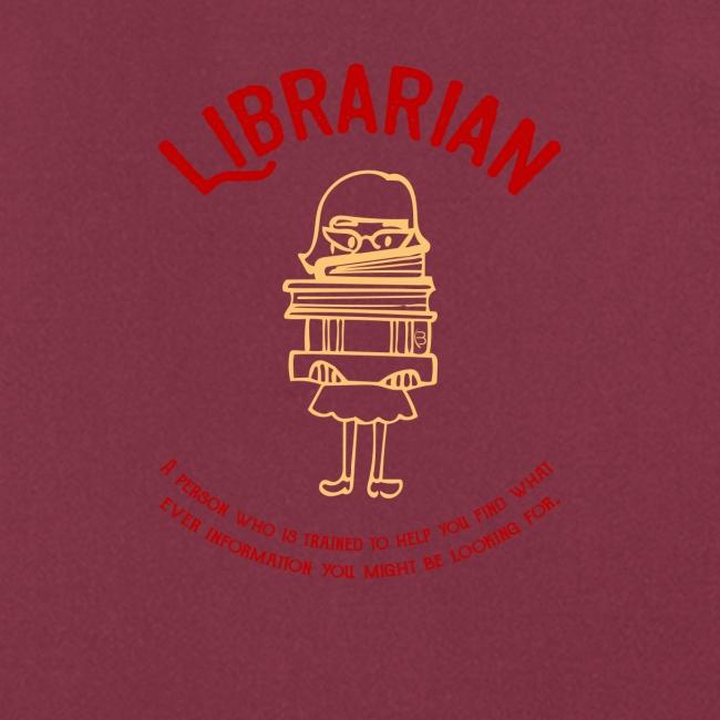 0330 Librarian Librarian Library Book