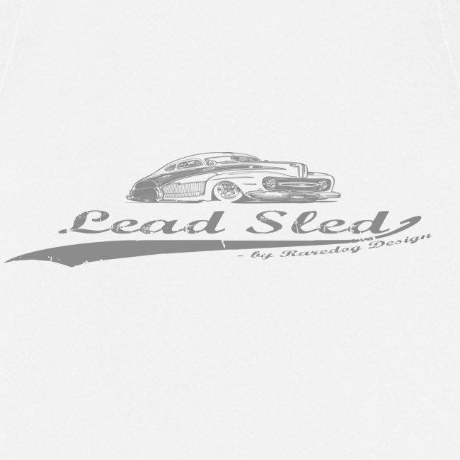 lead sled grey