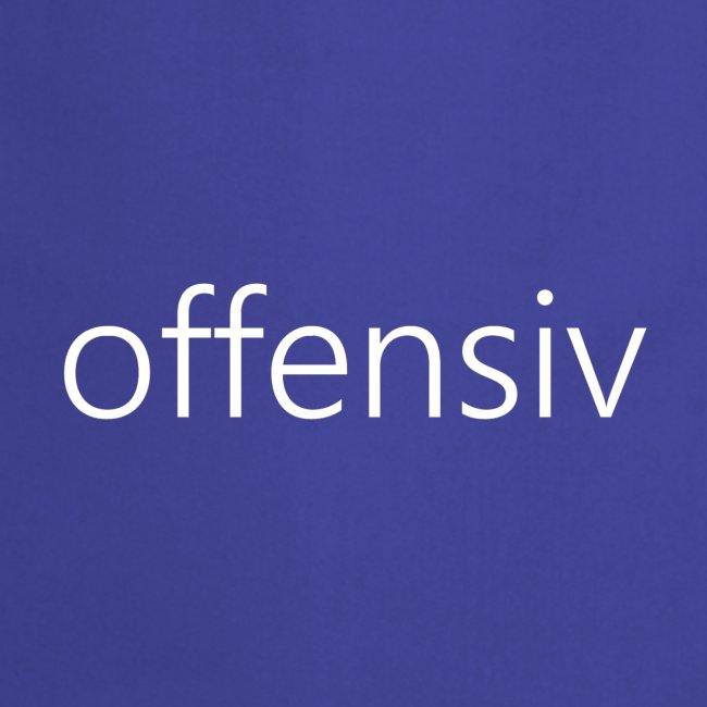 offensiv t-shirt (børn)