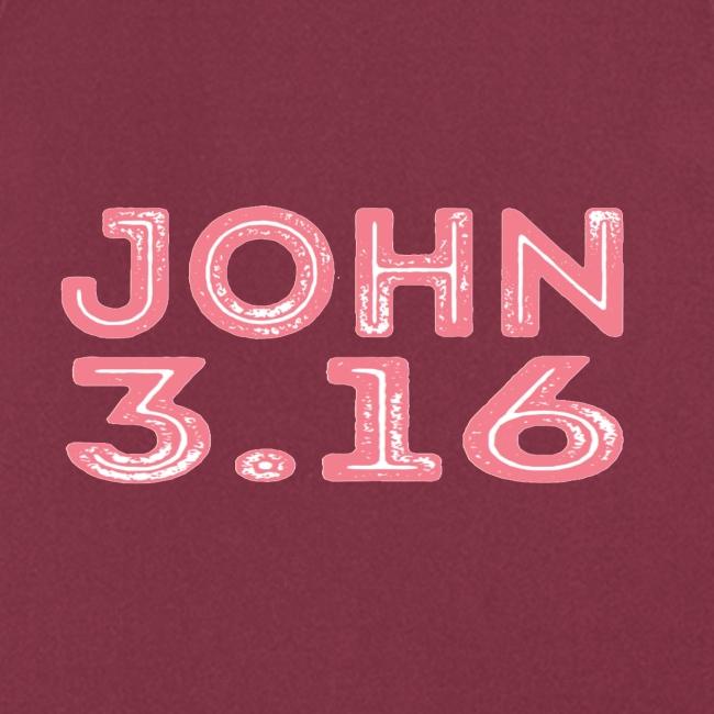 Johannes 3 Vers 16 Bibelversdesign