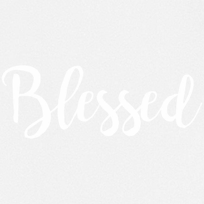 blessed white