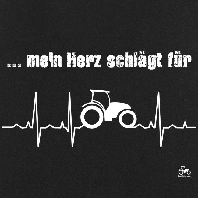 Mein Herz schlägt für Traktoren