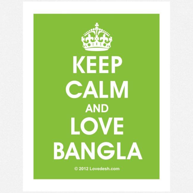 Keep Calm Love Bangla 300DPI 2585by3335