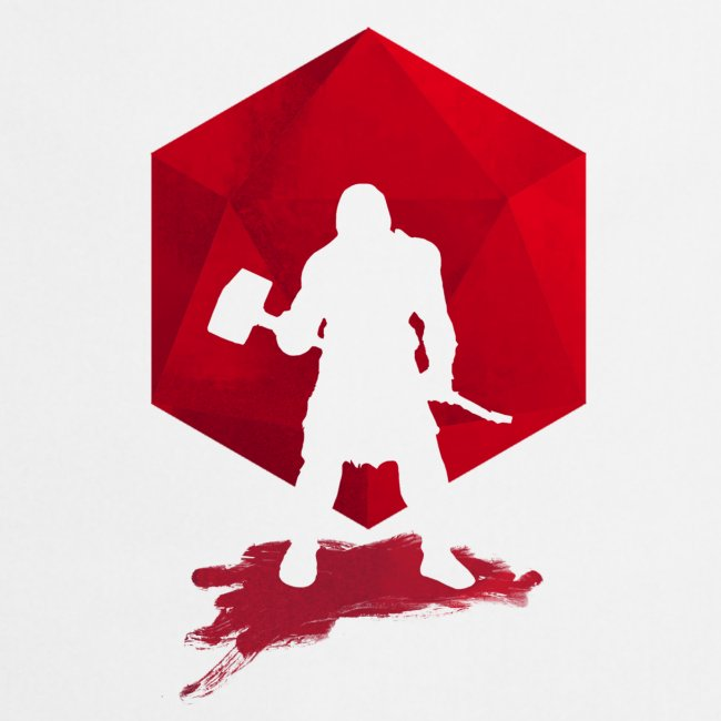 Brutal Barbarian - Dungeons and Dragons dnd d20