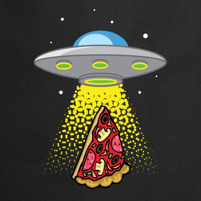 UFO Pizza Abduction