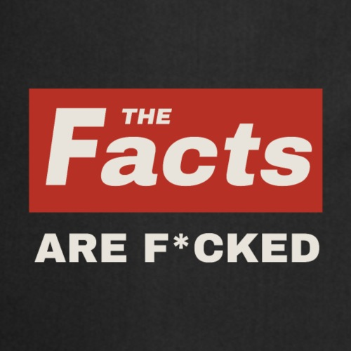 F*cked Facts - Cooking Apron