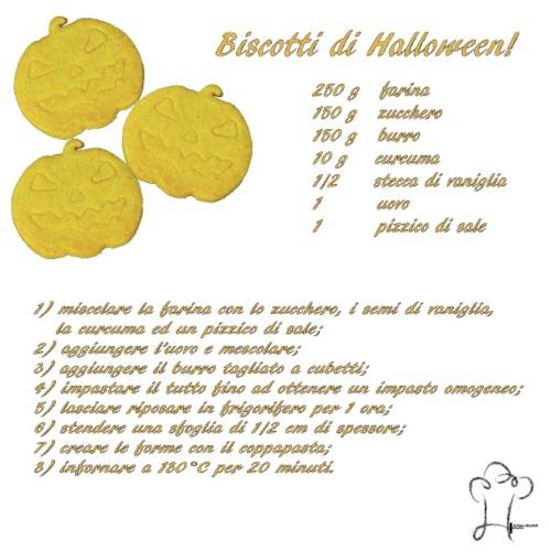 Biscotti di Halloween!