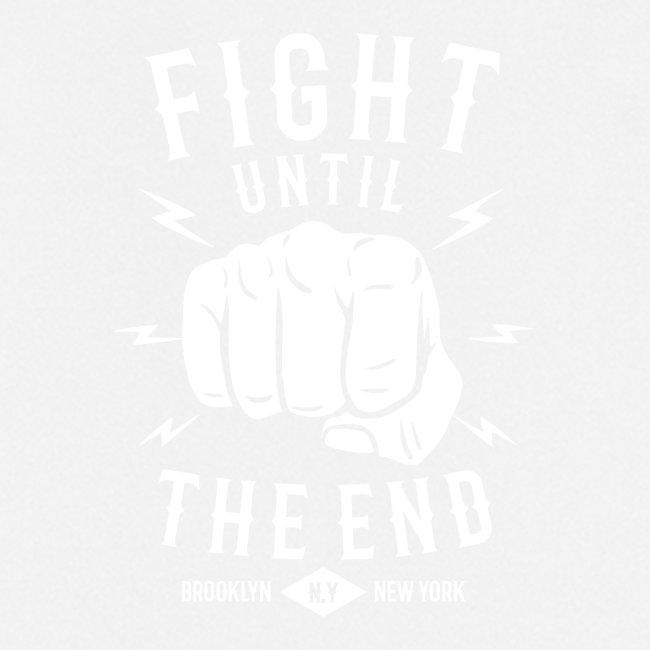 Se battre jusqu'à la fin