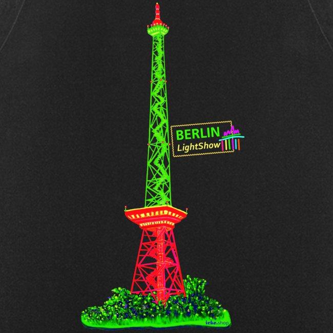 Funkturm / BerlinLightShow / PopArt Style