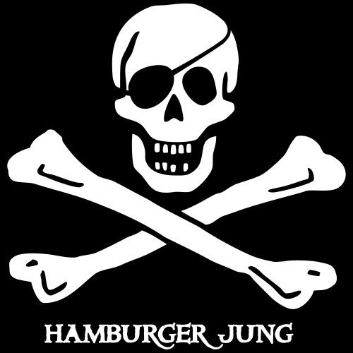 hamburger jung - Kochschürze