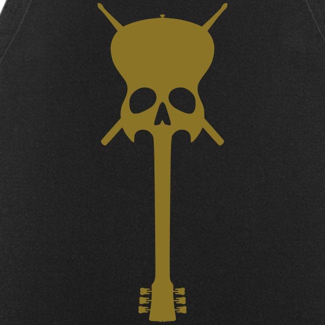 Guitar-Skull