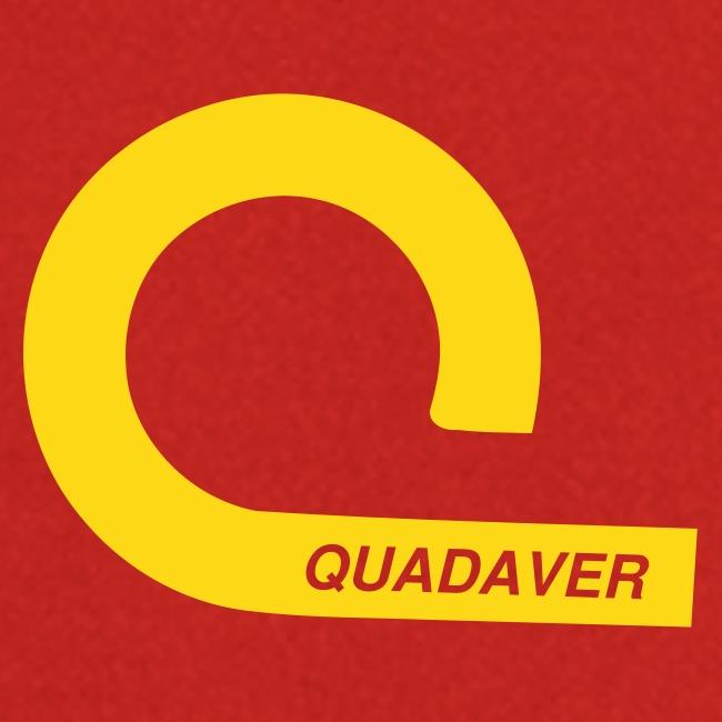 Quadaver Logo mit Text QUADAVER