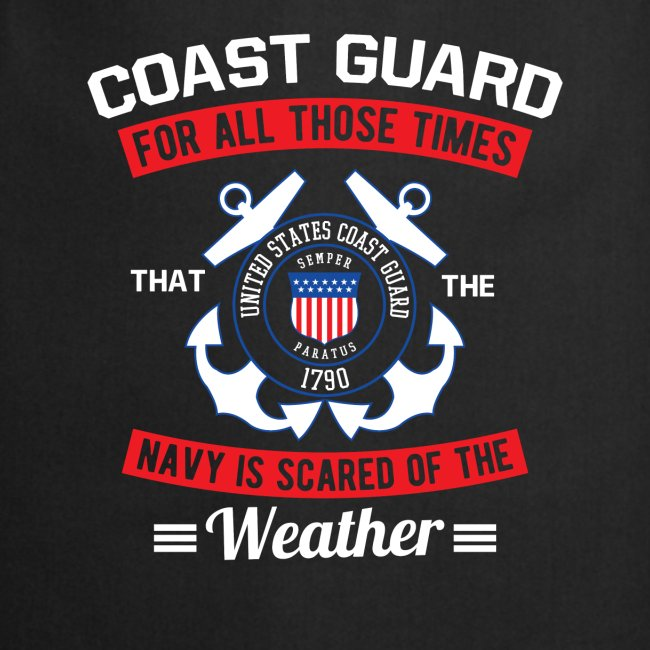 Coast Guard For All Those Times