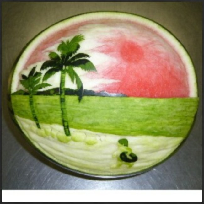 melon view