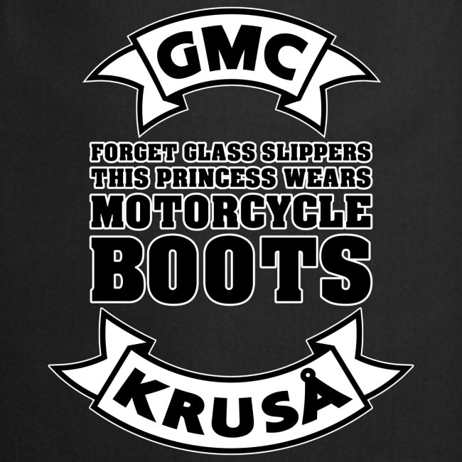 GMC FORGET GLASS SLIPPERS