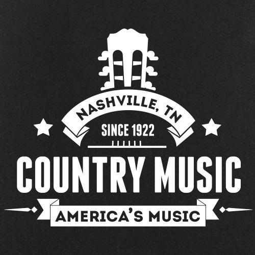 Nashville Country Music - Tablier de cuisine