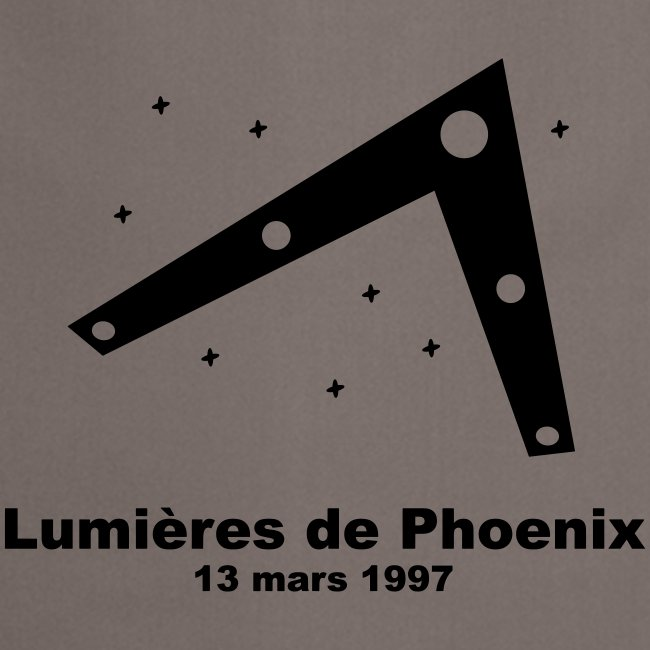 OVNI Lumieres de Phoenix
