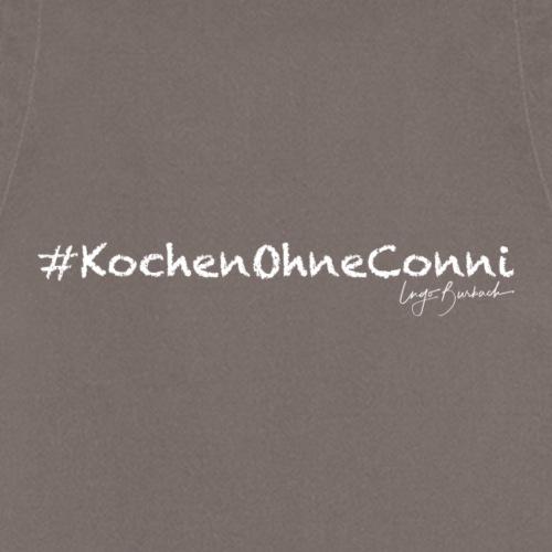 #kochenohneconni - Kochschürze