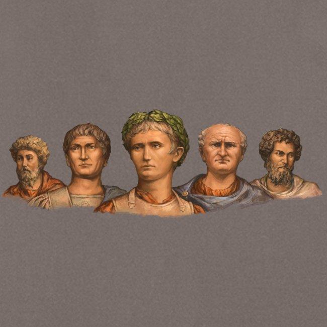 Popiersia cesarskie   Imperial busts