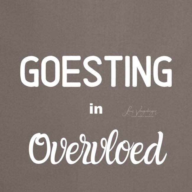 Goesting in overvloed wit