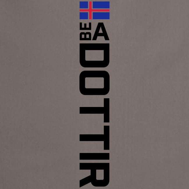 Be a Dottir Vertical
