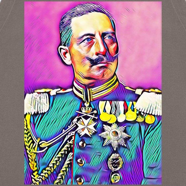 Wilhelm II #1 - Popart 2.0 Kaiserreich Edition