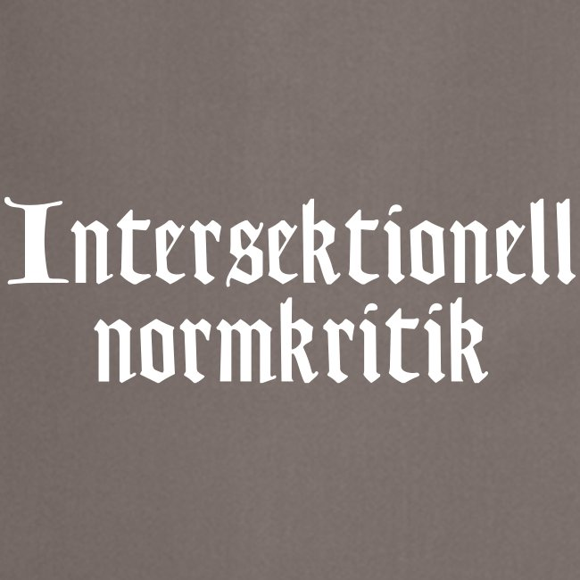 Intersektionell copy