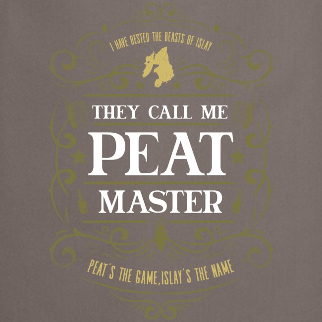 They call me ... Peat Master