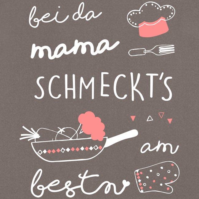 Vorschau: Bei da Mama schmeckts am bestn - Kochschürze