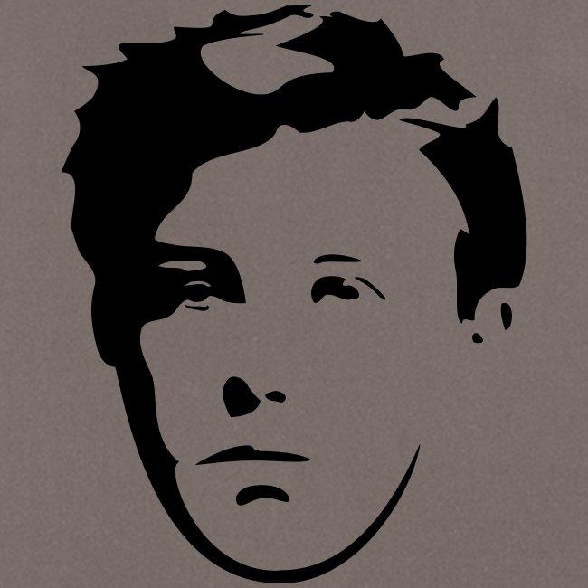Arthur Rimbaud visage