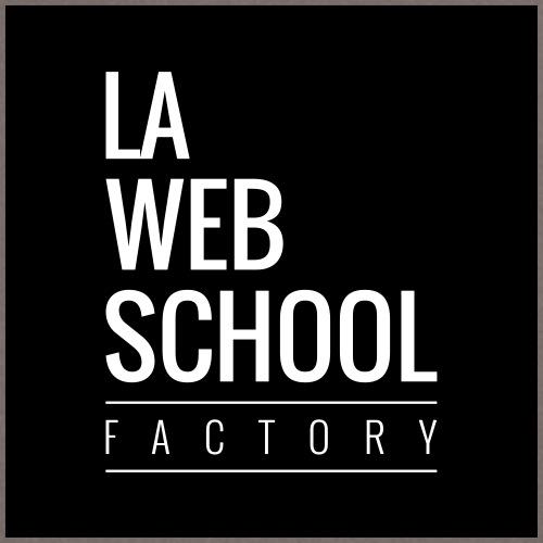 La Web School Factory - Tablier de cuisine