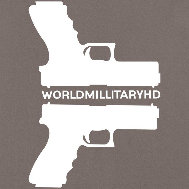 WorldMilitaryHD glock design (white)