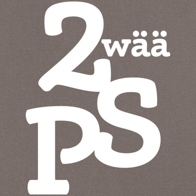 ZwaeaePS Logo weiß
