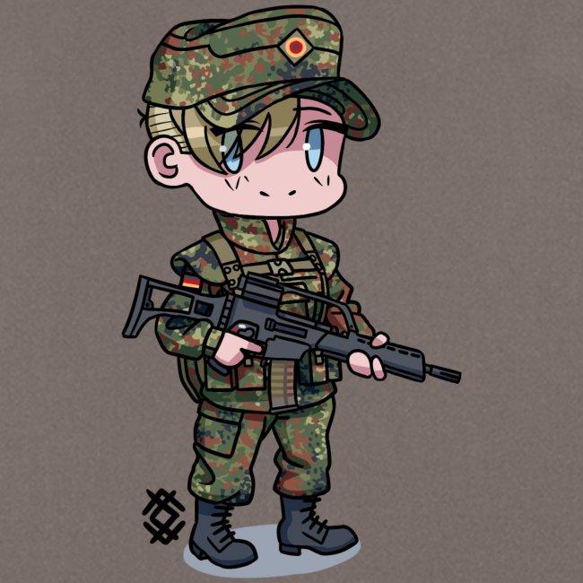 Chibi Bundeswehr