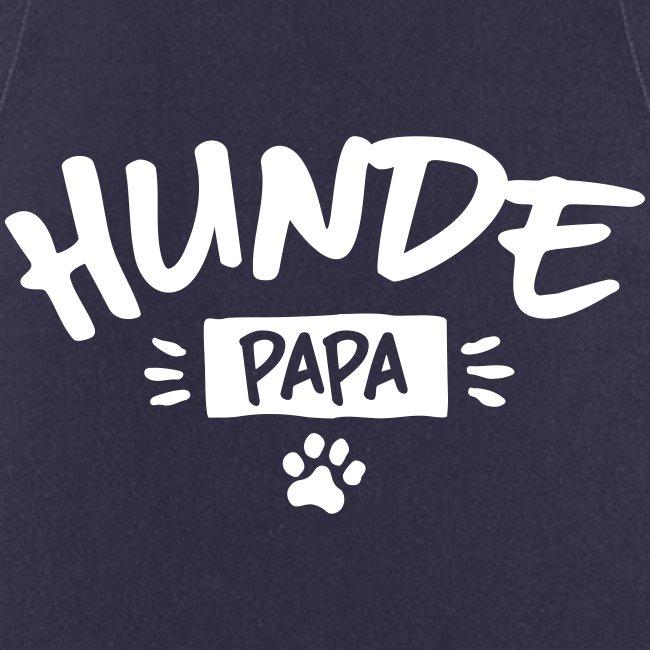 Vorschau: Hunde Papa - Kochschürze