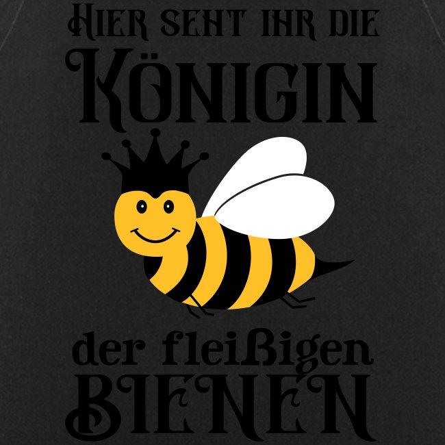 Danke Sagen Fleißige Biene Königin Spruch Kochschürze