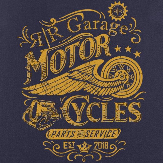 RR GARAGE GOLD EDITION