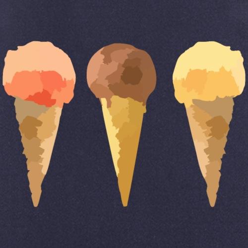Eis - Kochschürze