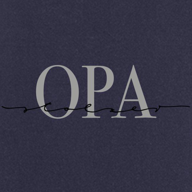 Stolzer Opa – Oma & Opa Kollektion