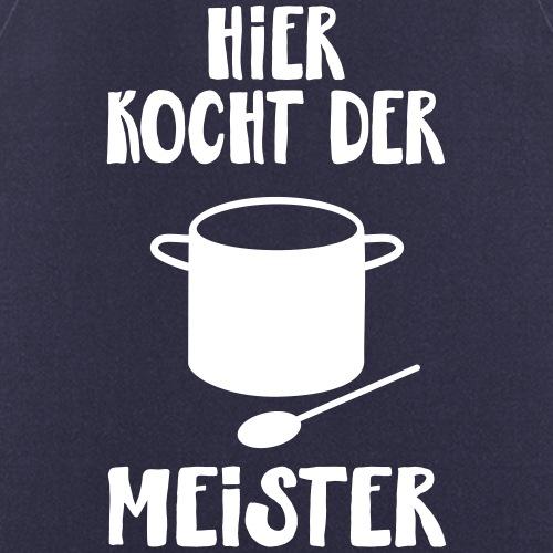 Hobby Kochen Koch Männer Geschenk Spruch - Kochschürze