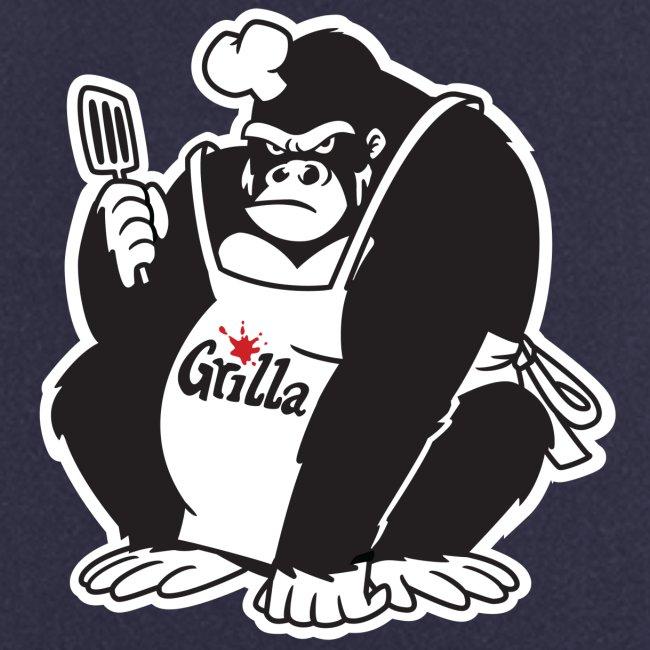 Grilla Männershirt