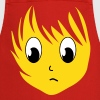 Anime Girlie Manga Girl 3c - Fartuch kuchenny
