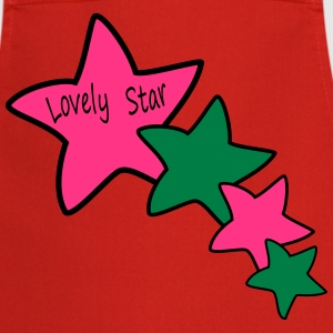 Star Lovely Star - Cooking Apron