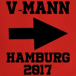 V-man Hamburg 2017 - Tablier de cuisine