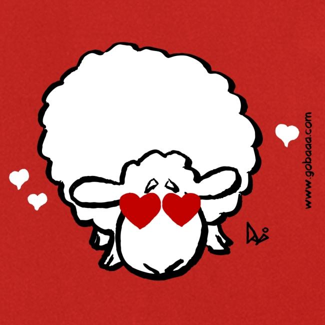 Eye Love Ewe (red edition)