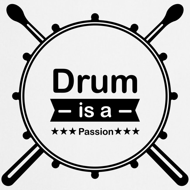 Drum is a passion