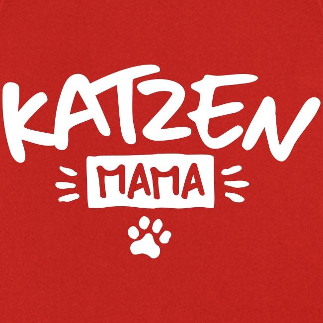 Vorschau: Katzen Mama - Kochschürze